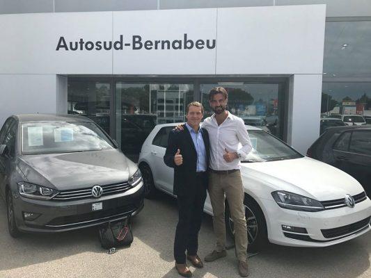 MARSEILLE-PARIS EN 13 TRAILS   Lionel Mari avec Sébastien (Autosud Bernabeu Aubagne)