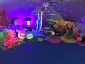 Espace reassurance - Maison de l'enfance