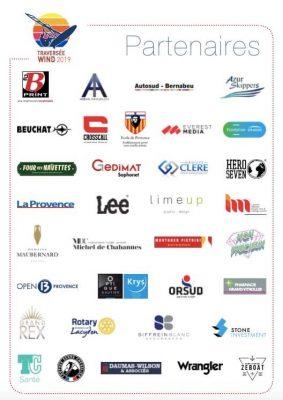 TRAVERSE WIND 2019 Partenaires